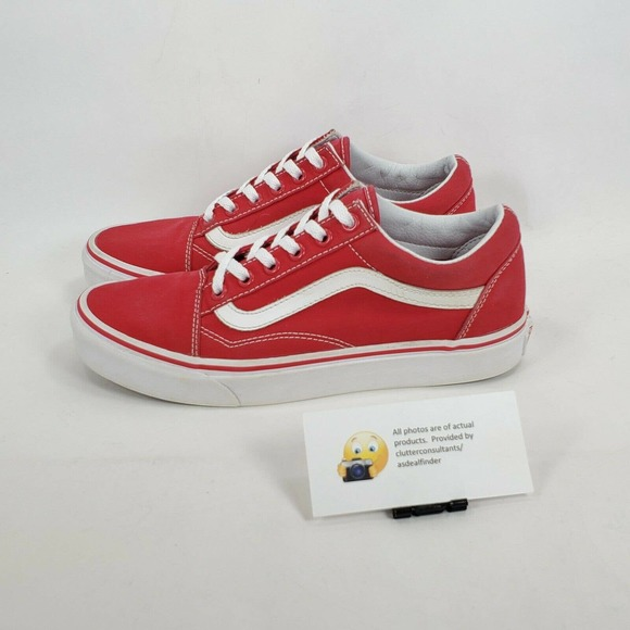 Vans Off the Wall Canvas Athletic Shoe